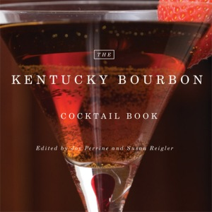 'Kentucky Bourbon Cocktail Book' 30% OFF: $10.47