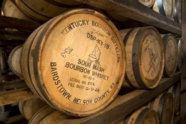 Celebrate Bourbon Heritage Month at the Kentucky Bourbon Fesitval in Bardstown. Photograph by Pam Spaulding