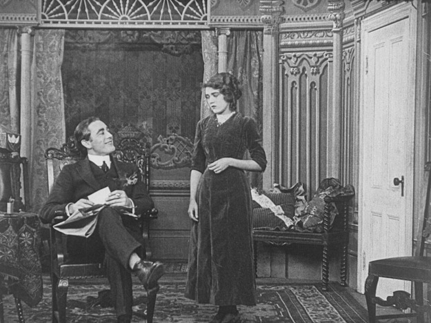 Their First Misunderstanding featuring Mary Pickford