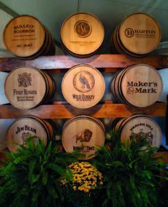 bourbon basrrels