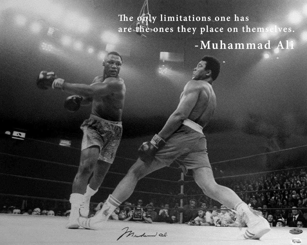 Muhammad Ali Frazier
