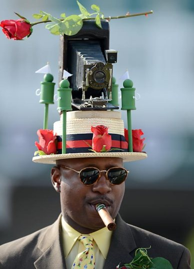 No photo finishes at this year's Derby