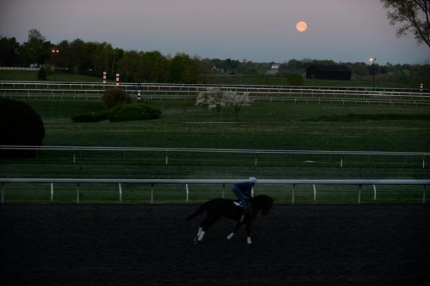 Keeneland Race Track, Lexington, Kentucky