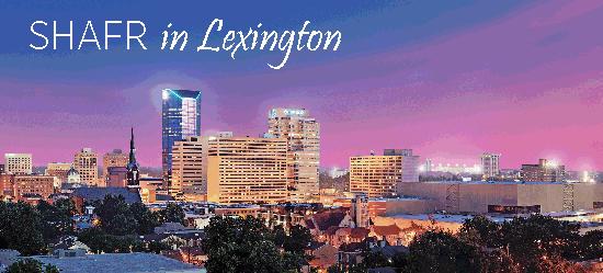 SHAFR in Lexington, Kentucky