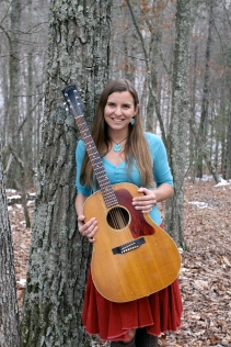Carla Gover, country music artist and dancer