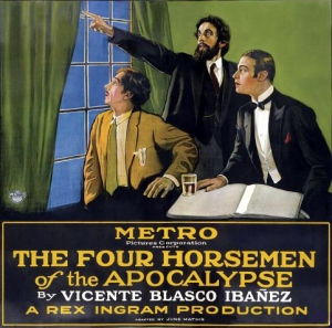 Poster - Four Horsemen of the Apocalypse, The_02