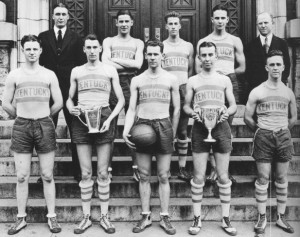1921_UK_bball_team