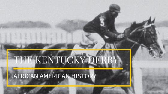African American Jockeys Kentucky Derby