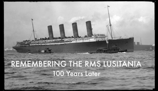 Lusitania 100 years University Press of Kentucky