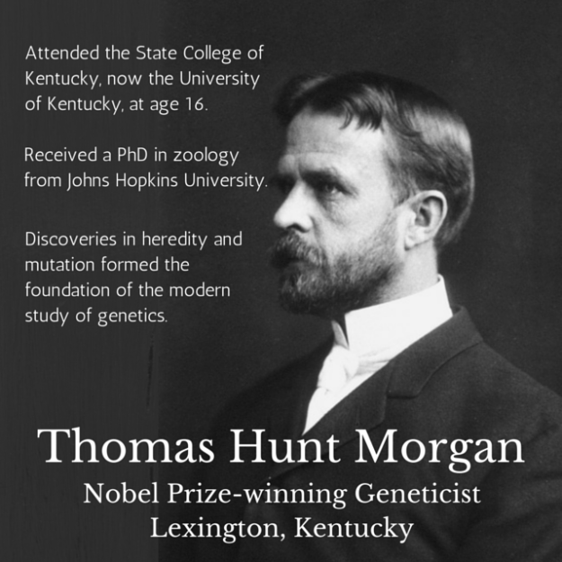 Thomas Hunt Morgan Kentucky