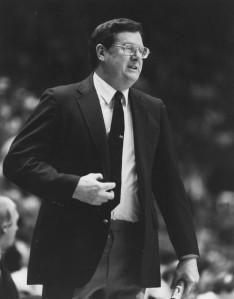 Joe B Hall, UK Basketball Alumni (1948-1949) and Head Coach (1973-1985)