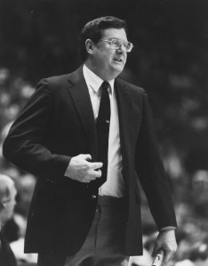 Joe B Hall, UK Basketball Alumni (1948-1949) and Head Coach (1973-1985)