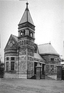Lexington Cemetery Gateway (Photo Courtesy of UK Libraries).