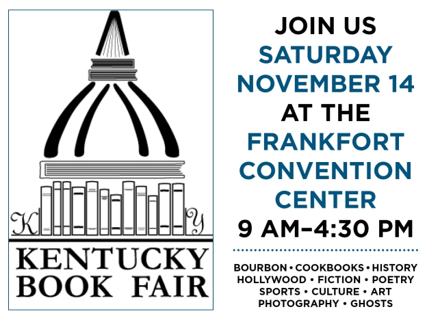 KY Book Fair 2015 University Press of Kentucky