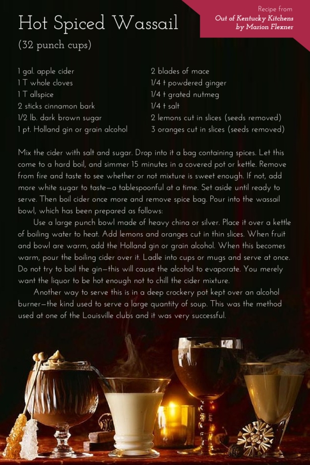 Hot Spiced Wassail-1