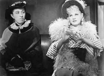 Margaret Hamilton-Mae West