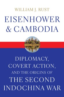 Eisenhower and Cambodia Rust