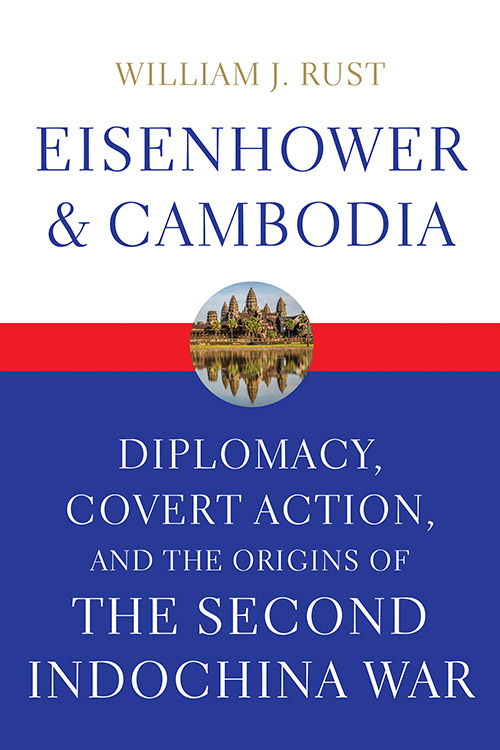 Eisenhower and Cambodia Rust