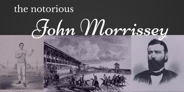 John Morrissey Header