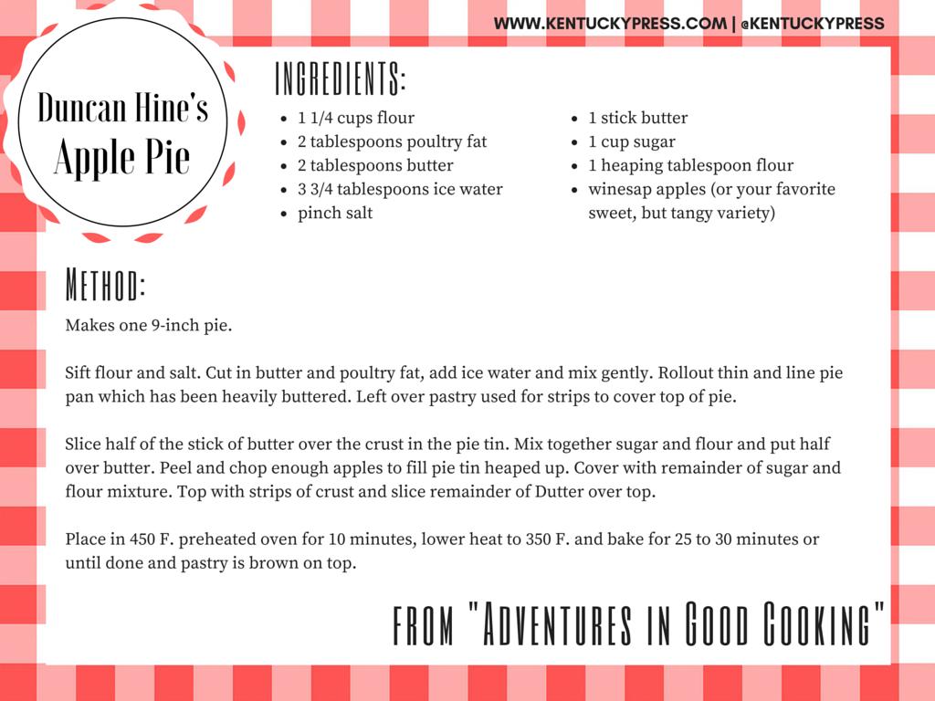 Duncan Hine's Apple Pie-2